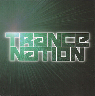 Ministry Of Sound - Trance Nation 2002 (2 X CD)