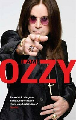 I Am Ozzy, Osbourne, Ozzy Paperback Book The Cheap Fast Free Post