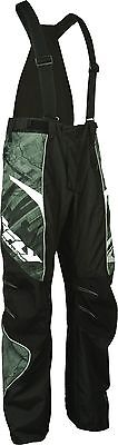 Fly Racing SNX Insulated / Lite Snowmobile Pants Waterproof Winter Reflective