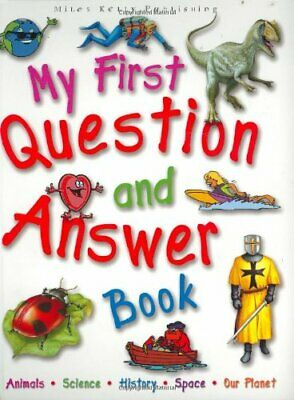 My First Question and Answer Book by Various Paperback Book The Cheap Fast Free