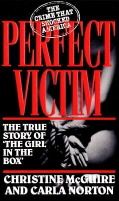Perfect Victim, McGuire, Christine Paperback Book The Cheap Fast Free Post
