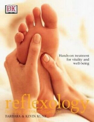 Reflexology by Kunz, Kevin Paperback Book The Cheap Fast Free Post