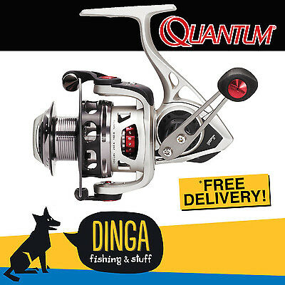 Quantum Exo 30PTI Performance Tuned Spin Style Fishing Reel