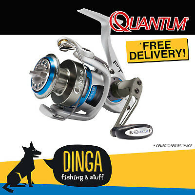 Quantum Cabo 50PTSE Fishing Reel - Performance Tuned Saltwater Spinning Reel