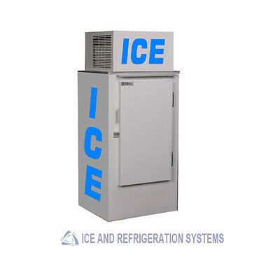 Criotec 40 Ice Bag Storage Freezer Merchandiser Cbh-040