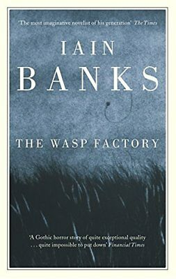 The Wasp Factory, Banks, Iain Paperback Book The Cheap Fast Free Post