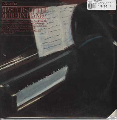 Various - Masters Of The Modern Piano 1955-1966