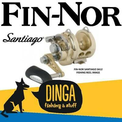 Fin-Nor Santiago SA12 Overhead Game Fishing Reel