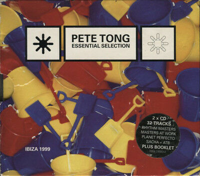 Pete Tong -  Essential Selection Ibiza 99 (2 X CD)