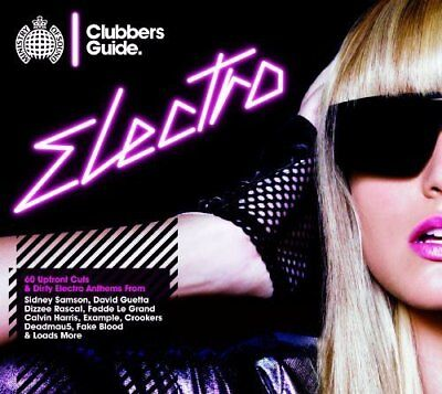 Ministry Of Sound - Clubbers Guide to Electro (3 X CD)