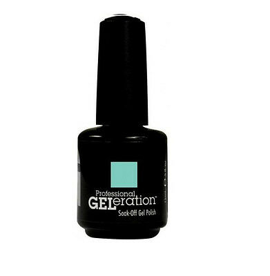 Jessica GELeration Soak Off Gel Polish - Mint Julep #982, .5 fl oz. (15 mL)