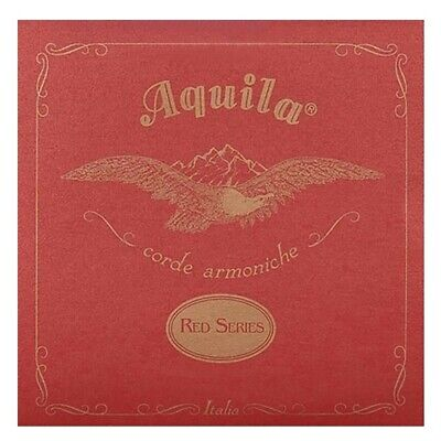 Aquila 85U Red Series Concert Regular Tuning Ukulele Strings