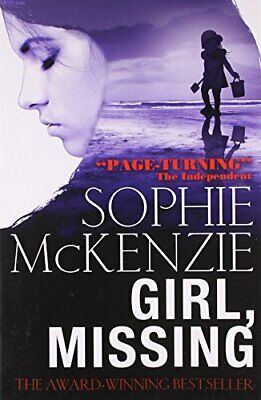 Girl, Missing by McKenzie, Sophie Book The Cheap Fast Free Post