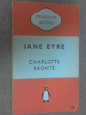 Jane Eyre, Charlotte Bront� Paperback Book The Cheap Fast Free Post