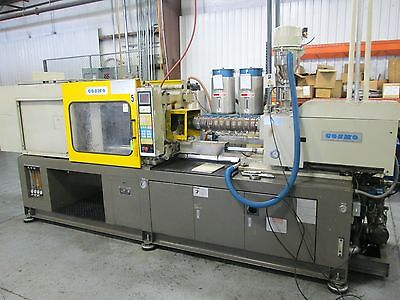 1991 Cosmo Plastic Injection Moulding Molding Machine TTI-175E