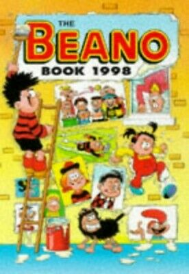 The Beano Book 1998 (Annual) Hardback Book The Cheap Fast Free Post