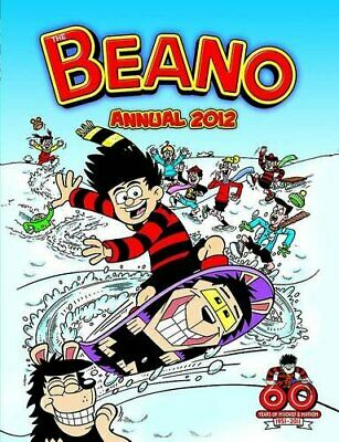 Beano Annual 2012 (Annuals 2012), Various Hardback Book The Cheap Fast Free Post