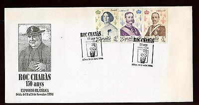 Spain 1994 ROC Chabas Cover #C12186