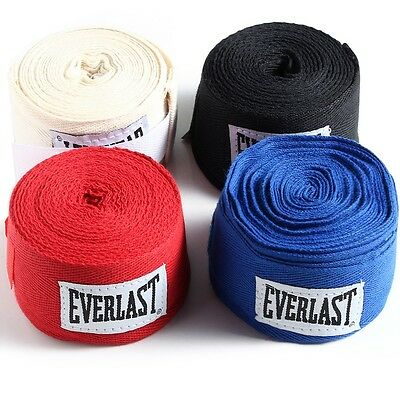 New Boxing Hand Wraps Boxing Bandages Wrist Protecting Fist Punching  1 Piece