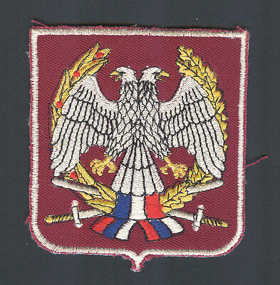 BOSNIA - Shoulder patch/insignia - Army/Military forces of Republic of Srpska #3