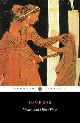 Medea and Other Plays : Medea; Hecabe; Electra; Heracl... by Euripides Paperback