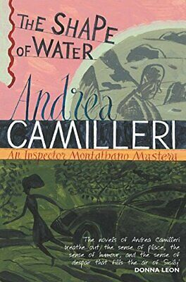 The Shape of Water (Inspector Montalbano Myste... by Camilleri, Andrea Paperback