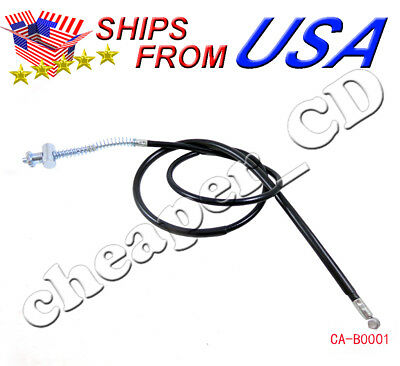 Front brake Cable For YAMAHA PW50 Y-Zinger 50 PW 50 PY50 Front Drum Brake Cable