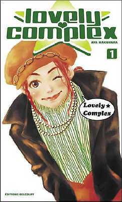 Collection de mangas Lovely Complex  - Tomes 1 à 13 - Delcourt Edition Manga -