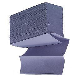 HAND TOWELS BLUE Z FOLD 3000's