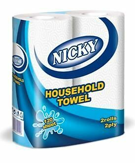NICKY KITCHEN TOWEL 20 rolls