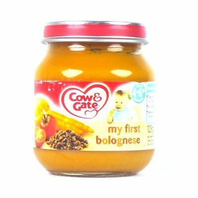 Cow & Gate  My First Bolognese Jar 6X125G