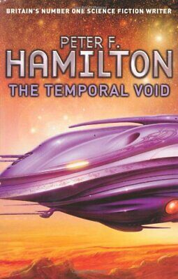 The Temporal Void (Void Trilogy) by Hamilton, Peter F. Hardback Book The Cheap