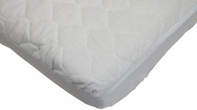 Baby Toddler American Company Waterproof Fitted Quilted Cradle Mattress Pad New