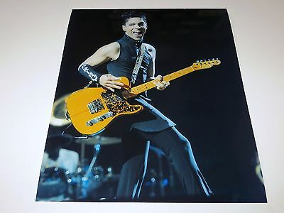 PRINCE UNSIGNED 8X10 PHOTO