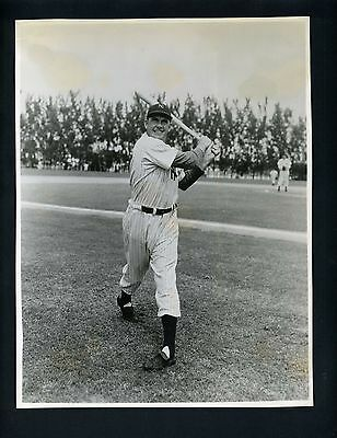 1948 Original Photo JOHNNY LINDELL New York Yankees Vintage News Type 1