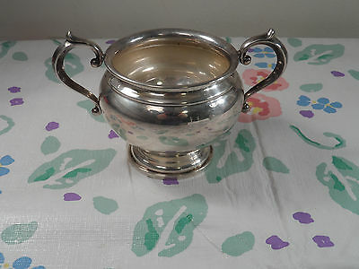 Sterling Silver Sugar Bowl Made by Gorham .925 Pure Silver! # 511C