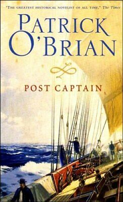 Post Captain by O'Brian, Patrick Paperback Book The Cheap Fast Free Post