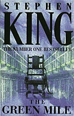 The Green Mile, King, Stephen Paperback Book The Cheap Fast Free Post