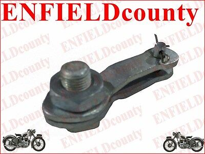 New Lambretta Rear Brake Pedal System Cable Clamp Assembly Standard All Models