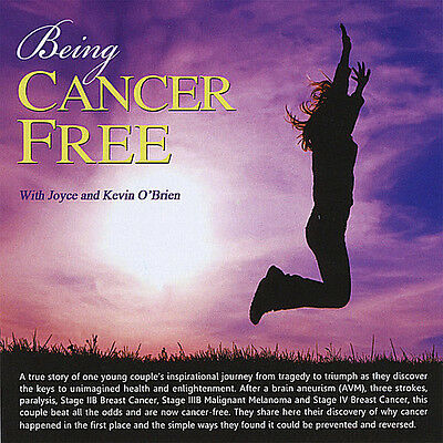 Joyce & Kevin O'Brien - Being Cancer Free [New CD]