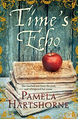 Time's Echo by Hartshorne, Pamela Book The Cheap Fast Free Post