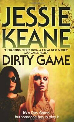 Dirty Game by Keane, Jessie Paperback Book The Cheap Fast Free Post