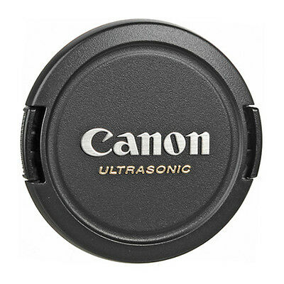 58 mm Snap-on Front Lens Cap Cover for Canon EF-S 18-55mm 75-300mm Camera Filter