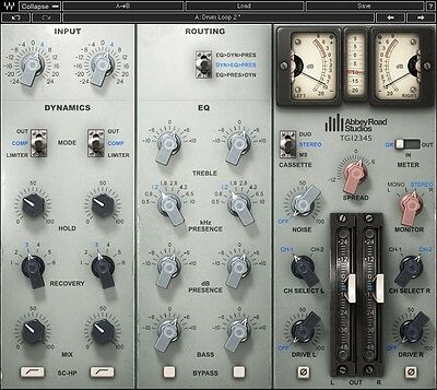 WAVES REEL ADT Abbey Road Automatic Double Tracking Plugin AAX RTAS