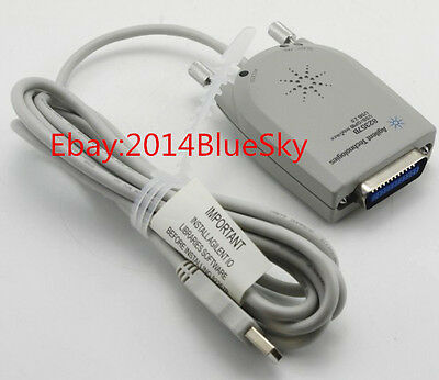 Agilent 82357B USB/GPIB Interface High-Speed USB 2.0 with CD / Operation Manual