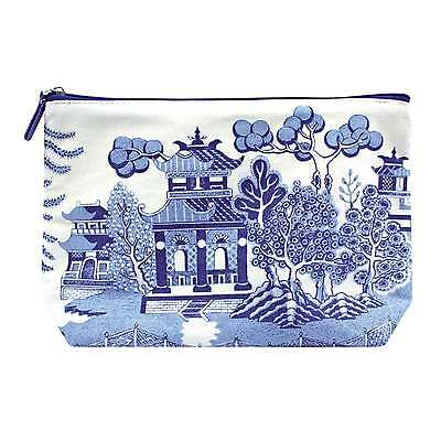 Blue Willow Wash Bag by Gift Republic