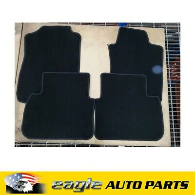 Genuine Saab 9-5 (9600)  2006 - 2007  Carpet Mat set (Black)   # 12758109