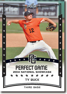 12 DYLAN CYPHERT 2014 Leaf *PERFECT GAME*  Baseball Rookie RC LOT