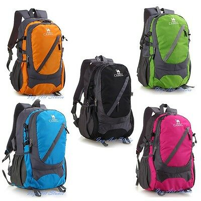 30L Rucksack Camping Hiking Mountain Travel Sport Backpack