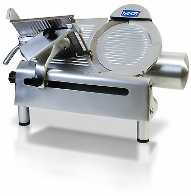 "Pro-Cut Commercial Electric Aluminum 13"" Blade Deli Meat Slicer Kms-13"